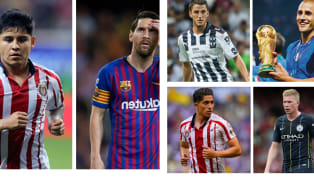 Han sido varios los jugadores mexicanos que han sido comparados con estrellas internacionales o con futbolistas que son verdaderos cracks. En esta ocasión te...