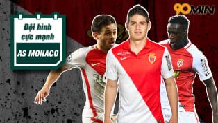 Đội hình siêu khủng của Monaco, đủ sức vô địch Champions League nếu không phải 'bán máu'