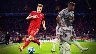 Bayern Münchens Joshua Kimmich hat sich in den Länderspielen gegen die Niederlande und Frankreich erneut als defensiver Sechser bewährt und zählte in beiden...