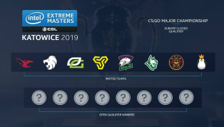 Intel Extreme Masters announced Friday the list of Counter-Strike: Global Offensive teams invited to the IEM Katowice Major's Europe qualifier. The teams...
