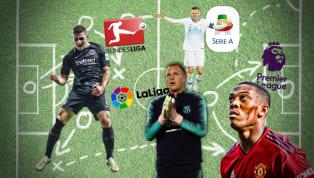 ende Am Wochenende war in den europäischen Top-Ligen einiges los. In Spanien behielt der FC Barcelona im Topspiel gegen den FC Sevilla mit 4:2 die Oberhand....