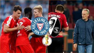 KSV  SC AUFSTELLUNG #SCF | #KSVSCF Die SC-Startelf im #DFBPokal-Spiel gegen @Holstein_Kiel 👇 pic.twitter.com/sqqsw3q3j4 — SC Freiburg (@scfreiburg) 31....