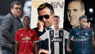 14 siêu cò quyền lực nhất bóng đá thế giới: Raiola & Mendes, ai khủng hơn?