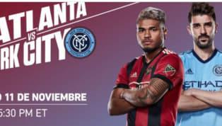 Este domingo se jugará el partido de vuelta correspondiente a las Semifinales de la Conferencia Este, entre elAtlanta Unitedy el New York City FC. En...
