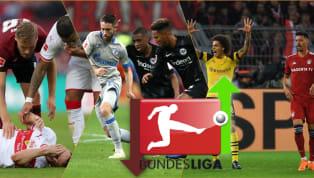 Ein Drittel der Saison ist gespielt: Das Powerranking zur Bundesliga