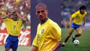 Os jogadores mais injustiçados da história da Seleção Brasileira