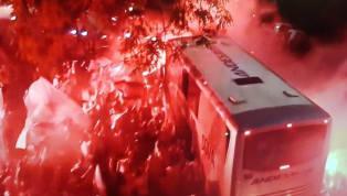 El festejo post partido de Gallardo no implica que River se sienta campeón de la Copa Libertadores
