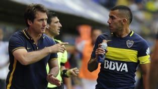 Más dudas para Guillermo Barros Schelotto: ¿Tévez será titular ante River?