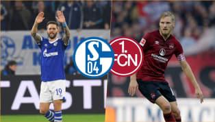 S04  Unsere Start-1⃣1⃣ für #S04FCN! ⚒️🔵⚪️ pic.twitter.com/uBaoh0asZP — FC Schalke 04 (@s04) November 24, 2018 FCN  Michael #Köllner bringt mit Ishak,...