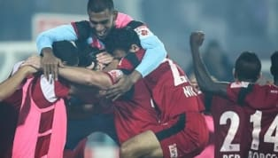 Two Injury Time Goals Hand Northeast United an Incredible Win Against Kerala Blasters in the ISL