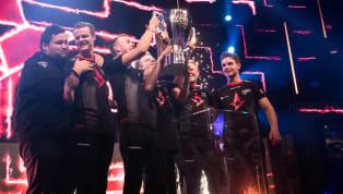 Astralis Wins ECS Season 6 Finals