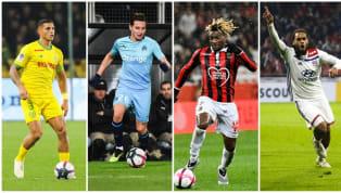Ligue 1 : L'équipe-type de la quatorzième journée