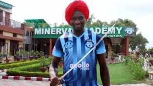 Minerva Punjab Sign Colombian Centre-Back Jorge Caceido