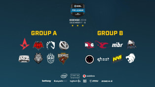 ESL revealed the group drawing for the 16 Counter-Strike: Global Offensive teams competing at the ESL Pro League Season 8 finals in Odense.  The groups for...