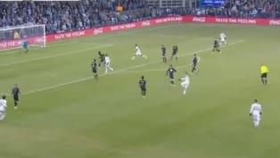 El delantero argentinoSebastián Blancode losPortland Timbersanotó un golazo en la final de la Conferencia Oeste de la MLS ante el Sporting KC, y ayudó a...