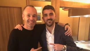 Luego de oficializar su salida delNew York Cityel delantero españolDavid Villaahora seguirá su carrera en el fútbol de Japón junto a otra leyenda. Villa...