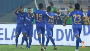 Mumbai City FC Claim Incredible 4-2 Win Over Delhi Dynamos to go Fourth in the ISL Points Table