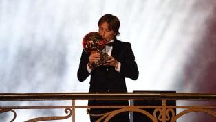 Ballon d'Or 2018: Real Madrid's Luka Modric Beats Ronaldo & Messi to Golden Ball