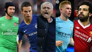 POLLING: Tim Terbaik Premier League Sepanjang Tahun 2018