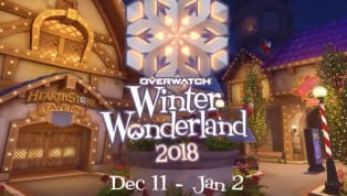 Overwatch Winter Wonderland Start Date Revealed