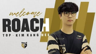 Gen.G Adds Roach to its League of Legends Roster For 2019 LCK Season