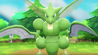Where to Find Scyther in Pokémon Let's Go