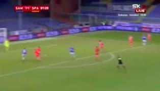 VIDEO | Sampdoria 2-1 Spal: ecco il gol del vantaggio blucerchiato realizzato da Kownacki