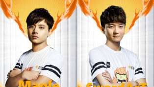 Maple and SwordArt Join Suning Gaming