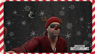 PUBG Christmas Skins Available for Purchase