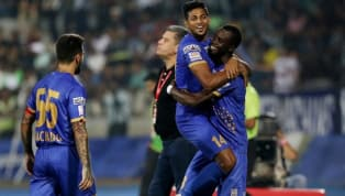 Mumbai City FC Extend Unbeaten Streak to Six Games With a 2-0 Win Over Chennaiyin FC in the ISL