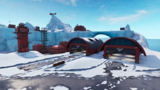 New Fortnite Map: Epic Games Adds Frosty Flights in Fortnite Season 7