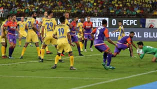 Two of the bottom four sides in the Indian Super League table up till now, Kerala Blasters and FC Pune City will go head to head at the Jawaharlal Nehru...