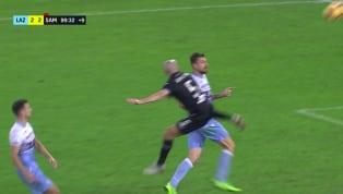 VIDEO | Lazio 2-2 Sampdoria: ecco il fantastico gol di Saponara per il pareggio blucerchiato!