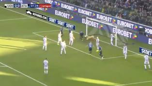 VIDEO   Udinese 0-1 Atalanta: ecco la rete di Zapata per il vantaggio bergamasco