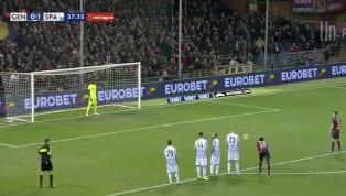 VIDEO   Genoa 1-1 SPAL: ecco la rete del solito Piatek per il pareggio rossoblu
