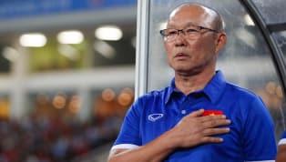 Thầy Park chơi chiêu trong buổi họp báo trước trận Chung kết