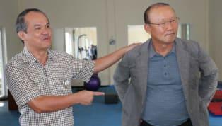 Hoàng Anh Gia Lai xác nhận chuyện Bầu Đức trả 100% lương cho thầy Park