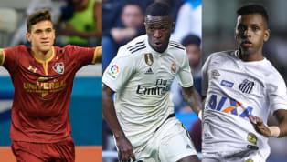 7 jogadores que estarão na próxima onda de grandes nomes do futebol