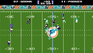 VIDEO: Someone Redid the 'Miami Miracle' in Tecmo Bowl and It's Amazing