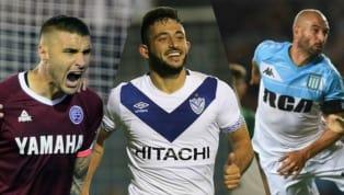 El equipo ideal de la decimoquinta fecha de la Superliga de Argentina