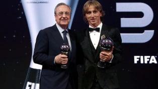 La oferta de renovación que le habría ofrecido el Real Madrid a Luka Modric