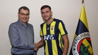 Fenerbahçe, Genç Yetenek Cenk Alptekin'le Sözleşme İmzaladı