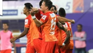 FC Pune City Claim Second Straight Win With 2-0 Victory Over FC Goa