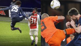 VIDEO: Sốc nặng với pha Muller kungfu, kinh dị hơn cả De Jong đạp Alonso