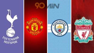 Xác định các đối thủ của 4 đội bóng Anh ở vòng 1/8 Champions League