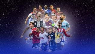 Los 16 equipos clasificados para octavos de final de Champions League