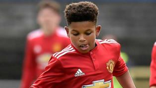 NÓNG: Ra sân thi đấu với Valencia, thần đồng 14 tuổi của Man United đi vào lịch sử giải U19 châu Âu
