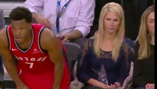 VIDEO: Two Women at Warriors-Raptors Game Were Totally Checking Out Kyle Lowry