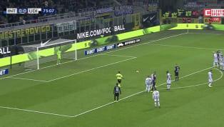 VIDEO   Inter 1-0 Udinese: ecco il delizioso cucchiaio del solito Icardi per il vantaggio nerazzurro
