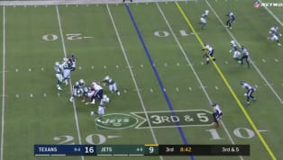 VIDEO: Jets Close Gap With TD to Andre Roberts
